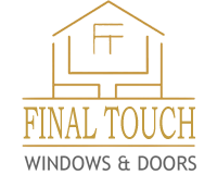 Final Touch Windows Fitting